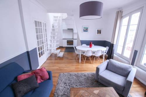 Luckey Homes - Allée Jean Nicot : Appartement proche d'Issy-les-Moulineaux