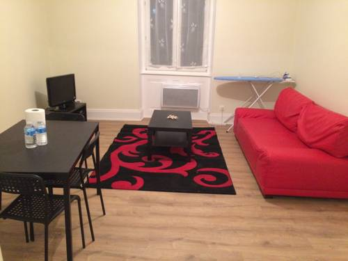 Cosy T3 Appartment Mulhouse : Appartement proche de Mulhouse