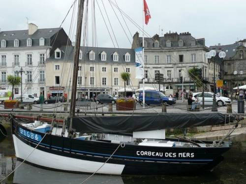 Appartements Remparts : Appartement proche de Vannes