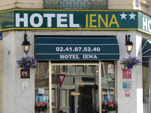Hotel Iena : Hotel proche d'Angers