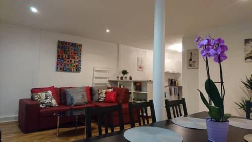 Charming Flat in Paris - Villette : Appartement proche d'Aubervilliers
