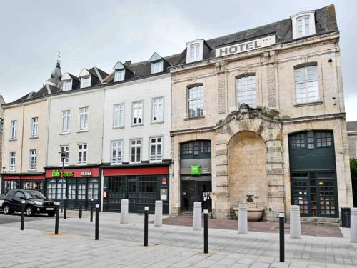 ibis Styles Amiens Cathedrale : Hotel proche d'Amiens