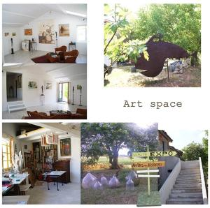 Chambres d'hotes/B&B In the heart of artists's house : photos des chambres