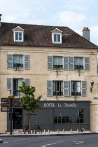 Hotel Le Chantilly : photos des chambres