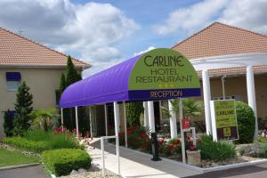 Logis Carline Hotel Restaurant : photos des chambres