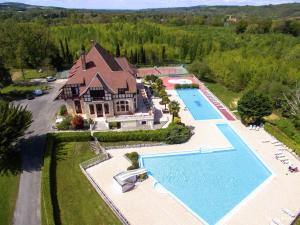 Hebergement Residence Chateau Cazaleres 1 : photos des chambres