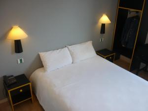 Contact Hotel Lunotel Saint Lo : photos des chambres