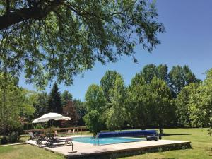 Hebergement Holiday home Serres et Mantguyard 66 with Outdoor Swimmingpool : photos des chambres