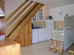 Hebergement Holiday home Kervenic Izel : photos des chambres