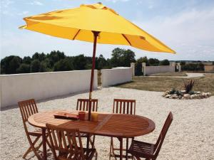 Hebergement Holiday Home Le Gicq III : photos des chambres