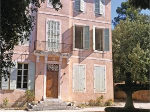 Hebergement Holiday home Pourrieres 51 with Outdoor Swimmingpool : photos des chambres