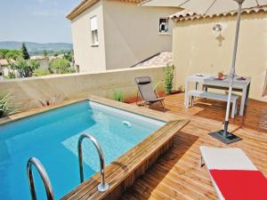 Hebergement Holiday home Rue Louis Braille : photos des chambres