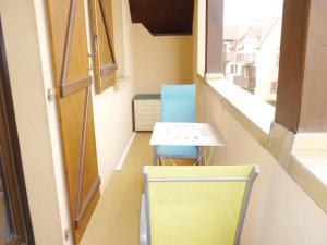 Appartement One-Bedroom Apartment in Ouistreham : photos des chambres