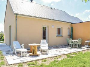 Hebergement Three-Bedroom Holiday Home in Quettreville-sur-Sien. : photos des chambres