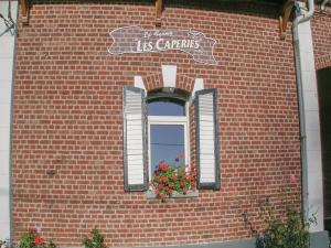 Hebergement Holiday Home Ferme Les Caperies : photos des chambres