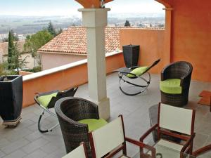 Hebergement Holiday home Bourg Saint Andeol CD-919 : photos des chambres