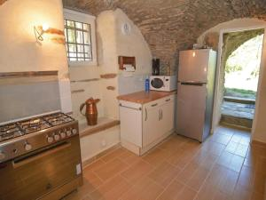 Hebergement Holiday Home Malbosc with Fireplace I : photos des chambres
