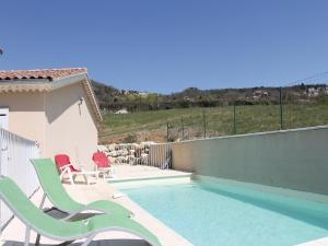 Hebergement Holiday home Saint Thome 30 with Outdoor Swimmingpool : photos des chambres
