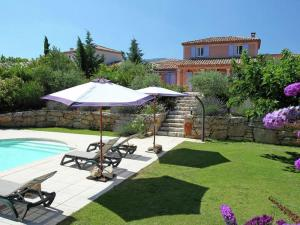 Hebergement Holiday home Sainte Baume- Pool : photos des chambres