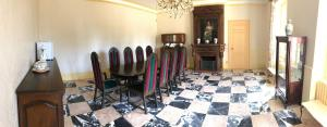 Chambres d'hotes/B&B Chateau Augey : photos des chambres