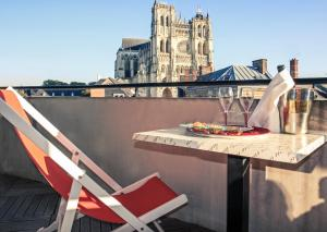 Hotel Mercure Amiens Cathedrale : photos des chambres