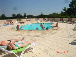Hebergement Camping du RIED : photos des chambres