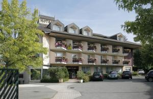 Hotel The Originals Thonon-les-Bains L'Arc-En-Ciel (ex Inter-Hotel) : photos des chambres
