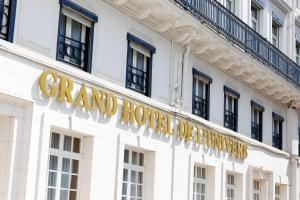 Grand Hotel de L'Univers : photos des chambres