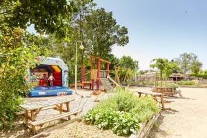Hebergement Camping La Grand'Metairie : photos des chambres