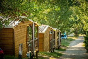Hebergement Aloha Camping Club : photos des chambres