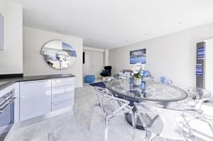 Appartement Heaven Square : photos des chambres