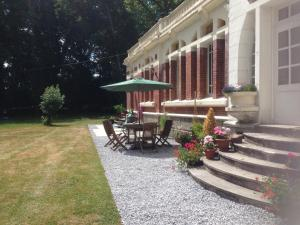 Hebergement The Orangery - Chateau de Lucy : photos des chambres