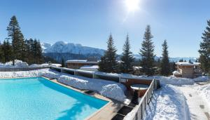 Complexe Residences Les Villages du Bachat by Popinns : photos des chambres