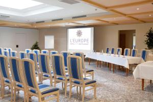 Hotel L'Europe : photos des chambres