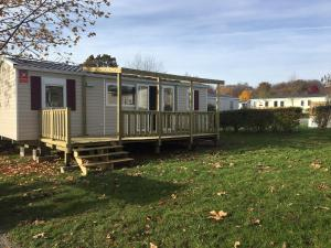 Hebergement Mobil home camping club Siblu 4* : photos des chambres