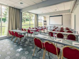 Hotel Mercure Annecy Sud : photos des chambres