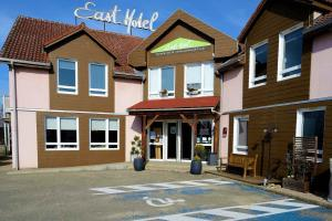 East Hotel 67 : photos des chambres