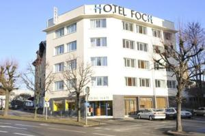 Contact Hotel Foch : photos des chambres