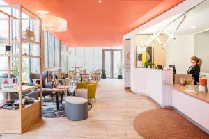 Hebergement Aparthotel Adagio Access Paris Massy Gare : photos des chambres