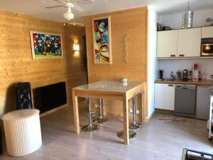 Appartement l'olympe : photos des chambres