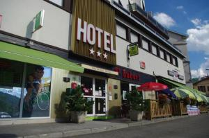 Hotel Saint-Hubert : photos des chambres
