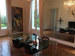 Chambres d'hotes/B&B Chateau Olle Laprune : photos des chambres