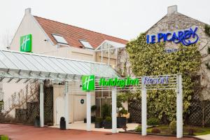 Hotel Holiday Inn Resort le Touquet : photos des chambres