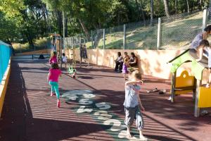 Hebergement Camping les Playes : photos des chambres