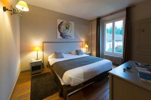 Le Gingko - Hotel du Golf Parc Robert Hersant : photos des chambres