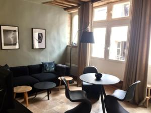 Appartement Le Saint Julien : photos des chambres