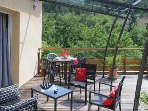 Hebergement 0-Bedroom Holiday Home in Espenel : photos des chambres