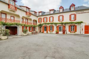 Hebergement Residence Les Palombieres : photos des chambres