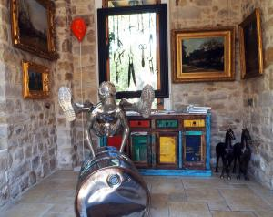 Chambres d'hotes/B&B Besharat Gallery & Museum : photos des chambres