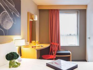 Hotel ibis Reims Centre Gare : photos des chambres
